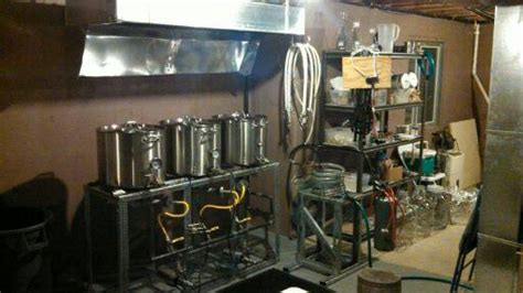 brew rig  gallon natural gas setup homebrewtalkcom