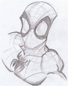 Spiderman pencil sketch by mastarofaqua on DeviantArt
