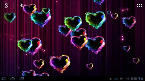 moving hearts wallpaper gallery