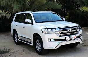 2017 2018 Toyota Land Cruiser 200 Dubai