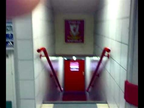 Liverpool football club represents a professional football club in england. liverpool football club changing room tour - YouTube