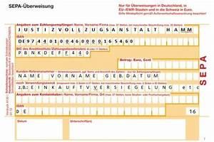 Iban Berechnen Postbank : justizvollzugsanstalt hamm bankverbindung ~ Themetempest.com Abrechnung