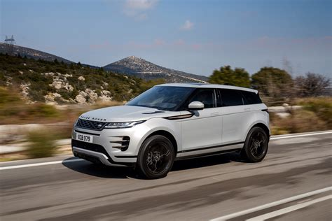 Review Land Rover Range Rover Evoque by Drive Review The 2020 Land Rover Range Rover Evoque