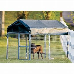4x839 dog kennel green 126240 kennels beds at With outdoor dog kennels for sale near me