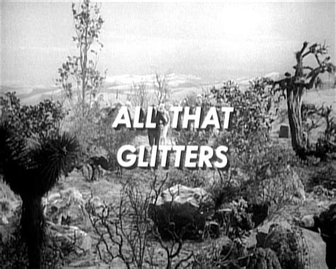 All That Glitters (lis Episode)  Irwin Allen Wiki
