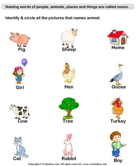 preschool worksheets he she it them and try to