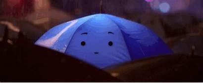 Umbrella Pixar Disney Giphy Gifs Opfer Mein