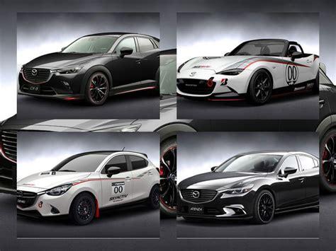 Modifikasi Mazda 3 by 4 Modifikasi Mazda Bikin Ngiler Berita Otomotif