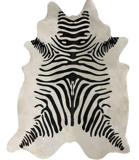 cowhide zebra print rug rugs usa silk screen zebra cowhide white rug