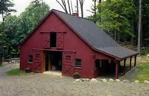 Amish Horse Barn's Small