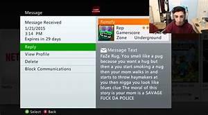 FaZe Rug Reads Xbox Messages FaZe Rug YouTube