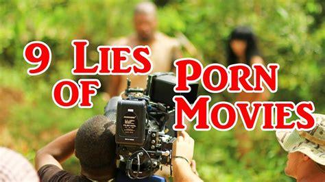 Kebohongan Film Porno Lies Of Porn Movies With