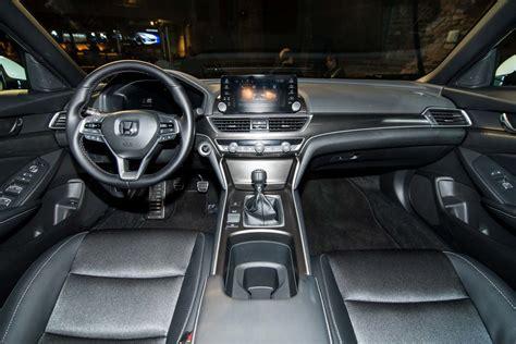 2018 Honda Accord Enters Production