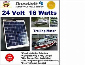 !! 24 Volt solar charger !! - 1/2 Amp Trickle Charger for ...