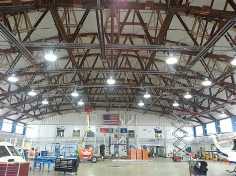office lighting ideas hangar lights hangar lighting aircraft maintenance lighting