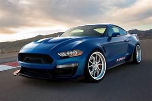 Shelby 1000 Package 2018: un Mustang inédito en el SEMA 2017 - Periodismo del Motor
