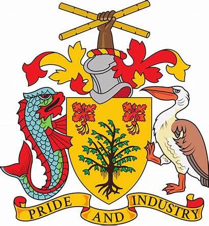 Barbados Arms Coat Wikipedia Svg