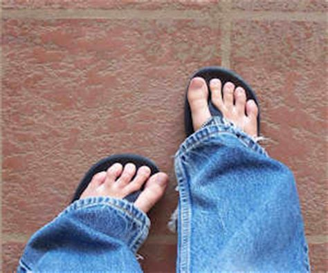 How to Remove Foot Marks from Sandals » How To Clean Stuff.net