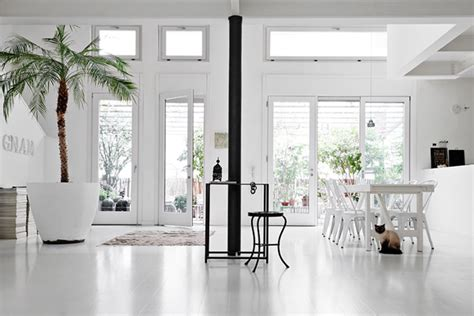 All White Home Interiors by Interiors Crush White Home In Milan Stylejuicer