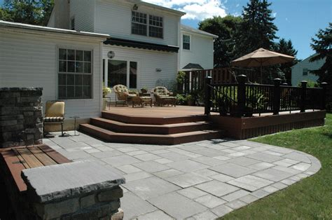 how much does a patio cost deck cost deckadvisor