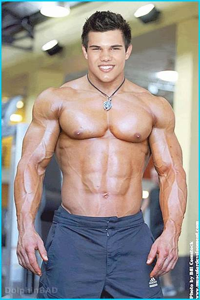 Taylor Lautner Deviantart Dolphinbad Muscle Muscles Musclemorph