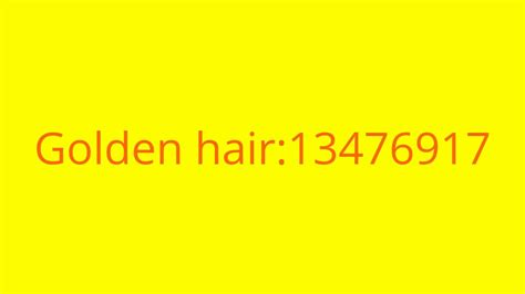 Thanks for watching and comment your favorite catalog item and i will reply the code. Roblox codes for hair for girls/boys - YouTube