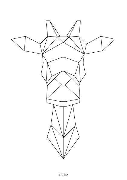 les  meilleures idees de la categorie girafe dessin sur