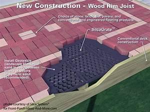 Wood To Stone Decks