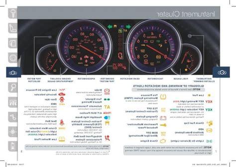 Mazda Cx 5 Warning Lights by Mazda Cx 5 Dash Warning Lights Decoratingspecial