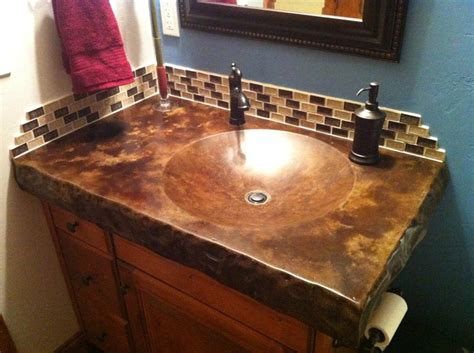 How To Acid Stain Concrete Countertops - expressions ltd concrete acid stain sle bottles