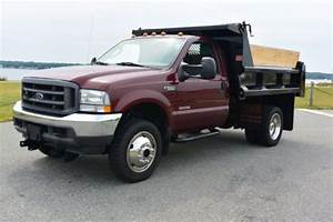 Sell Used 2004 Ford F550 Xl 4x4 Low Miles 6 0l Powerstroke