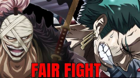 Why The Zoro Vs Killer Fight Was A Fair Tie One Piece