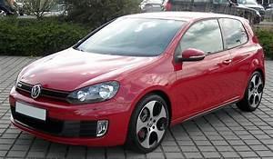 Volkswagen Golf Vi : file vw golf vi gti front ~ Gottalentnigeria.com Avis de Voitures