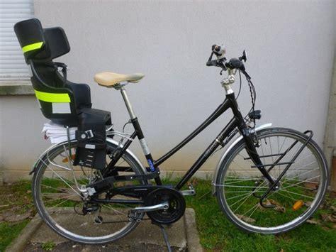 siege velo bebe decathlon transporter des enfants à vélo les solutions
