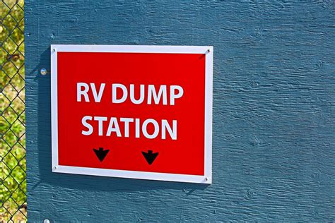 We demonstrate how to flush your black. Tips for Using RV Dump Stations   RV Wholesale Superstore ...