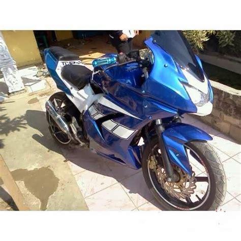 Gambar Modifikasi Motor Byson by Gambar Modifikasi Motor Yamaha Byson Terbaru Modifikasi
