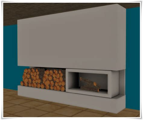 New Years 2014 Fireplace Set #sims2 (plus Recolors) Sims