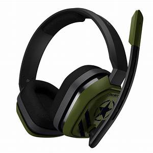 ASTRO A10 Call Of Duty WWII Wired Gaming Headset For PS4