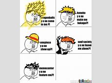 Anime!! Y U No?! by issamdiabi Meme Center