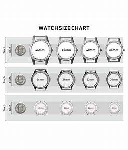 Tipchowk  Watch Size Chart