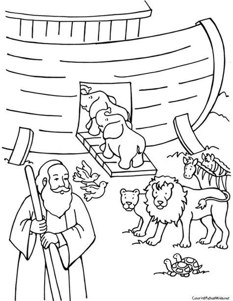 noahs ark coloring pages noahs ark coloring pages
