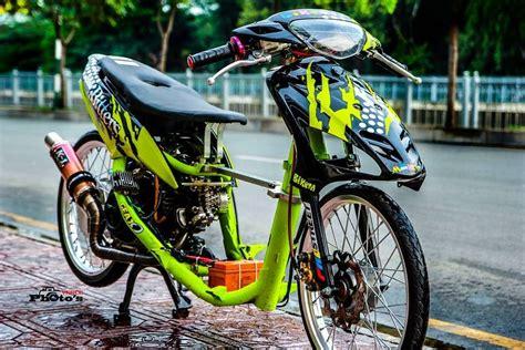Harga Bore Up Mio 150cc Harian by 50 Gambar Modifikasi Honda Vario 150 Esp Terbaru Modif Drag