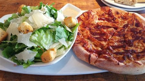 pizzasalad lunch combo yelp