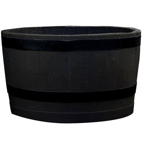 rts home accents         black plastic