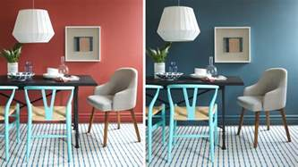 home painting interior interior design one dining room two different wall