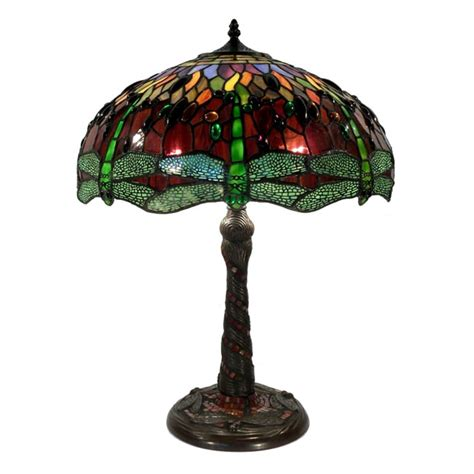 tiffany style dragonfly l tiffany style dragonfly mosaic table l free shipping