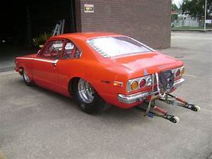 [NSW] Mazda RX3 Coupe, Twin Turbo 383, Full Chassis Drag ...