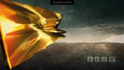 Marillion Flag Wallpapers Fear Official Website Gold