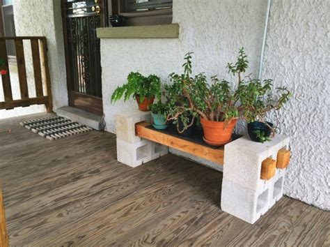 ideas  outdoor plant stand ideas