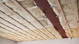 Faire Un Faux Plafond : isoler un faux plafond ~ Premium-room.com Idées de Décoration